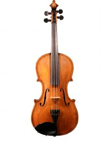 German Maggini violin c.1890 for sale at Bridgewood and Neitzert London