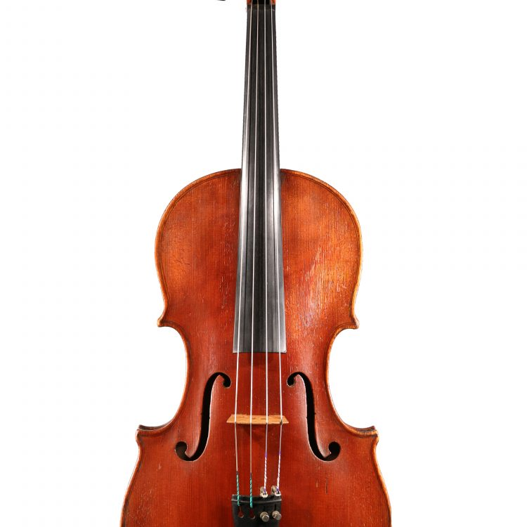 "German viola c.1860 16.25"" 415mm"