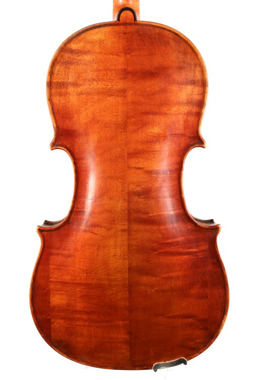 "German viola c.1860 16.25"" 415mm for sale at Bridgewood and Neitzert London"