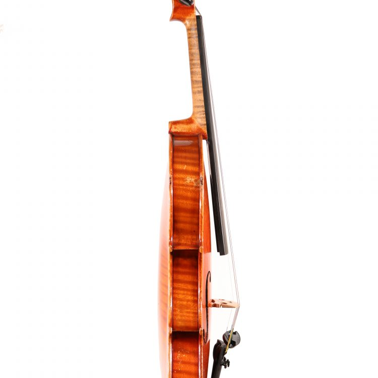 Violin by Louis Lowendall, Dresden 1889 for sale at Bridgewood and Neitzert London
