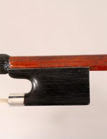 German violin bow for sale at Bridgewood and Neitzert London