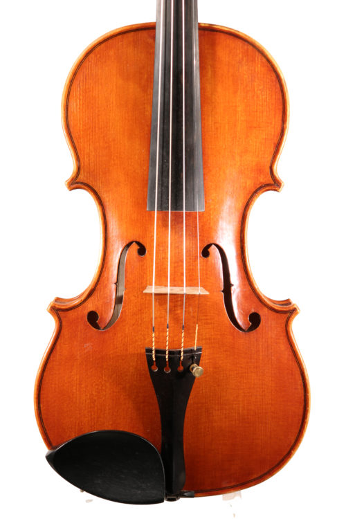 Violin by John Stephen Ryan 2010 for sale at Bridgewood and Neitzert London