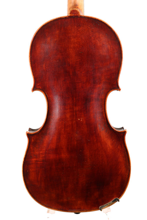 Classical period Mittenwald violin c.1800 for sale at Bridgewood and Neitzert London