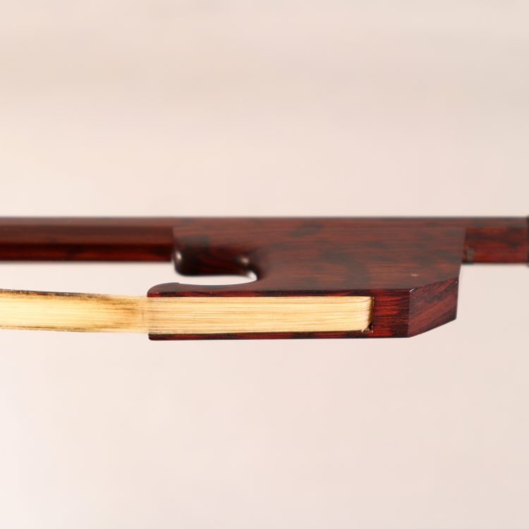 baroque violin bow for sale at Bridgewood and Neitzert London