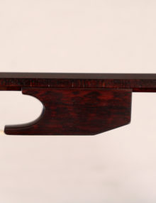 Baroque violin bow by Matthew Coltman for sale at Bridgewood and Neitzert London