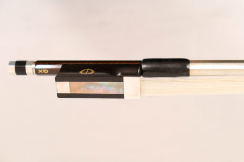Carbon Violin Bow Coda Diamond GX Model for sale at Bridgewood and Neitzert London