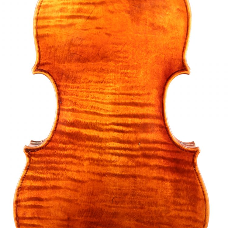 """Viola by Bronek Cison, Chicago 2009 16.5"""" 419mm for sale at Bridgewood and Neitzert London"""