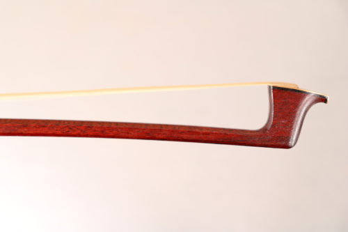 Violin bow by Arthur Bultitude c.1970 for sale at Bridgewood and Neitzert London
