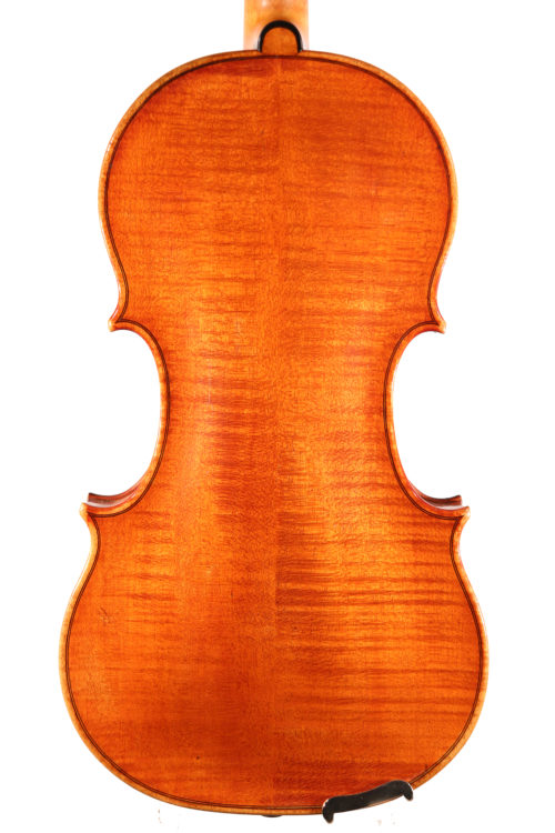 Violin by Benjamin Banks, Salisbury 1790 for sale at Bridgewood and Neiztert London