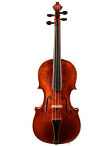Baroque Violin By Giovanna Chitto Paris 2017 for sale at Bridgewood and Neitzert London