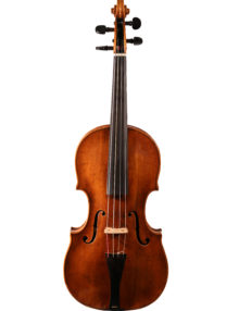 Baroque violin by Aegidius Kloz 1772 for sale at Bridgewood and Neitzert London