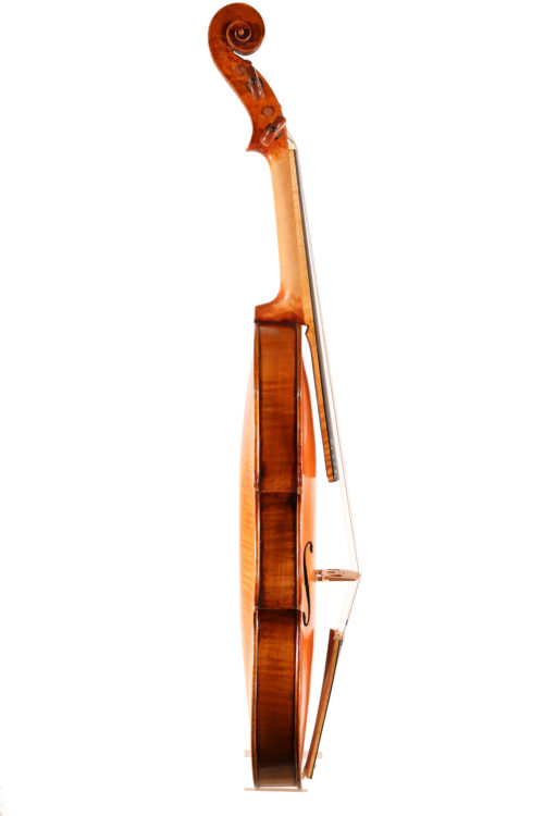 Baroque violin probably English c.1790-1800 for sale at Bridgewood and Neitzert London