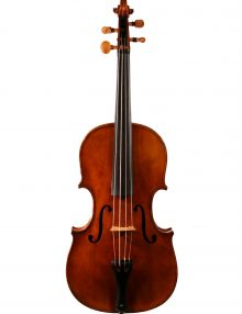 Baroque violin Saxon Hopf c.1800 for sale at Bridgewood and Neitzert London