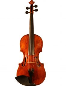 Violin of German origin c.1850 labelled 'Cati' for sale at Bridgewood and Neitzert London