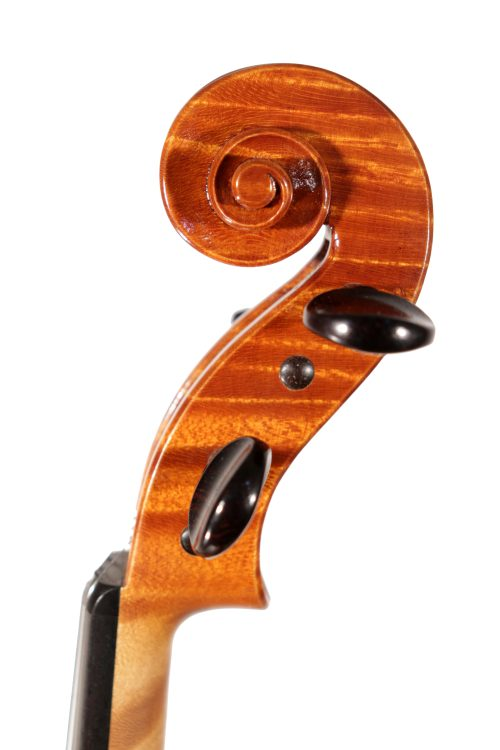 Violin by Steffen Nowak for sale at Bridgewood and Neitzert London