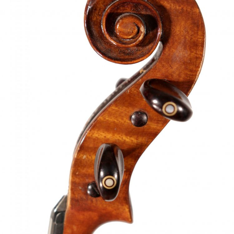 Violin by Pietro Fantozzi Rome 1924 for sale at Bridgewood and Neitzert London