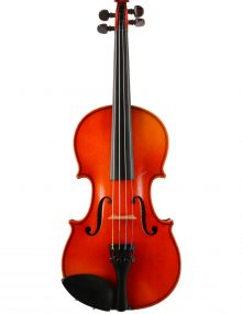 half size Thibouville Lamy violin for sale at Bridgewood and Neitzert London