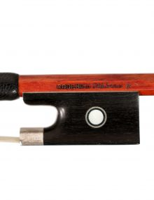 Violin bow by Roderich Paesold for sale at Bridgewood and Neitzert London