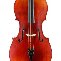 Fine Mittenwald cello for sale at Bridgewood and Neitzert London