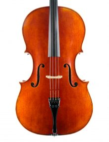 Fine cello by Jay Haide for sale at Bridgewood and Neitzert London